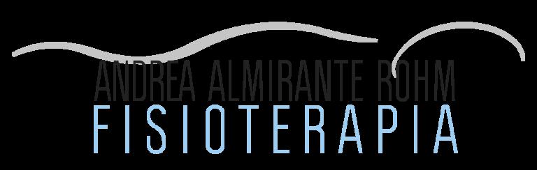 Logo almirante fisioterapia